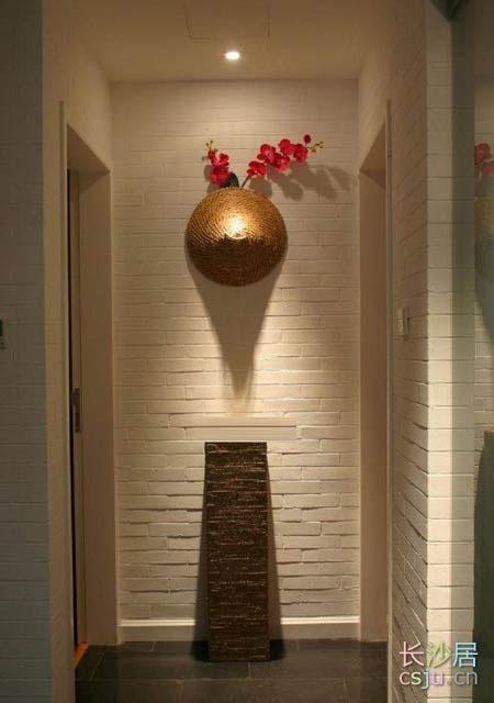 10款玄关吊顶装修效果图 幽雅门厅玄关 演绎现代奢华主义